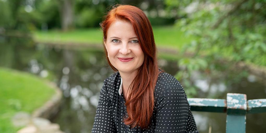 Rona Größler Geschäftsführerin des FGZ SIRONA